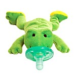 WubbaNub™ Frog Infant Pacifier