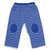i play.® Brights Size 24M Organic Cotton Yoga Pants in Royal Stripe