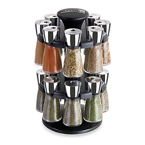 Cole & Mason 16-Piece Spice Rack
