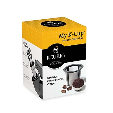 Keurig 174 My K Cup 174 Reusable Coffee Filter Bed Bath Amp Beyond