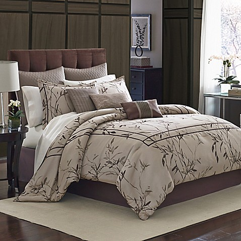 manor hill 174 aston 8 comforter set bed bath beyond