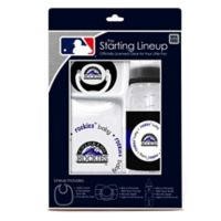 Baby Fanatic® MLB Colorado Rockies Baby Essentials Gift Set