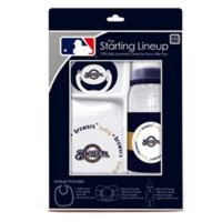 Baby Fanatic® MLB Milwaukee Brewers Baby Essentials Gift Set