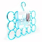 15-Loop Scarf Hanger in Blue