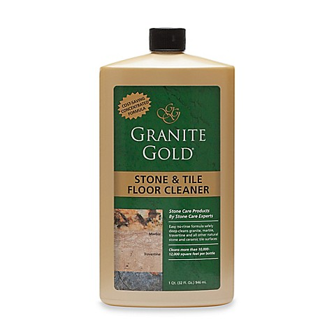 Granite Gold 174 Stone And Tile Floor 32 Ounce Cleaner Bed