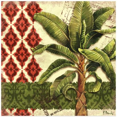 Palm Tree Wall Decor buy palm wall art from bed bath & beyond