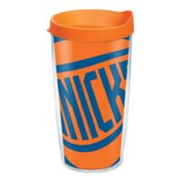 Tervis® New York Knicks Colossal Wrap 16 oz. Tumbler with Lid