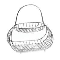 Mesa Baboosh Collection 2-Tier Basket