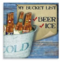 Thirstystone Bucket List Coasters (Set of 4)