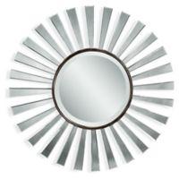 Bassett Mirror Company Fiorenza Mirror in Bronze