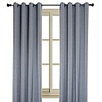 Murano 84-Inch Room-Darkening Window Curtain Panel in Grey