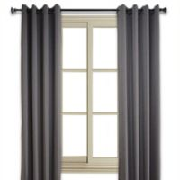 Murano 63-Inch Room-Darkening Window Curtain Panel in Walnut