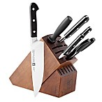 Zwilling® J.A. Henckels Pro 7-Piece Knife Block Set