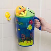 Bathtub Super Scoop Toy Organizer