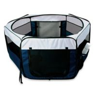 Trixie Small Soft Sided Mobile Play Pen