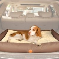 K&H Large Travel/SUV Bed™ in Tan