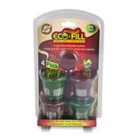 Eco-Fill® 4-Pack Single Serve Coffee Filter