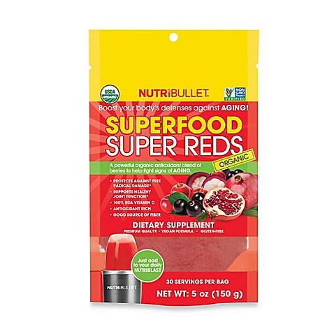 nutribullet® superfood super reds - bed bath & beyond