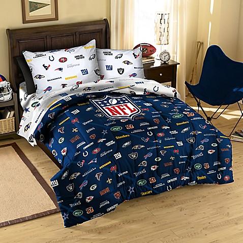 Sports Full Bedding Set