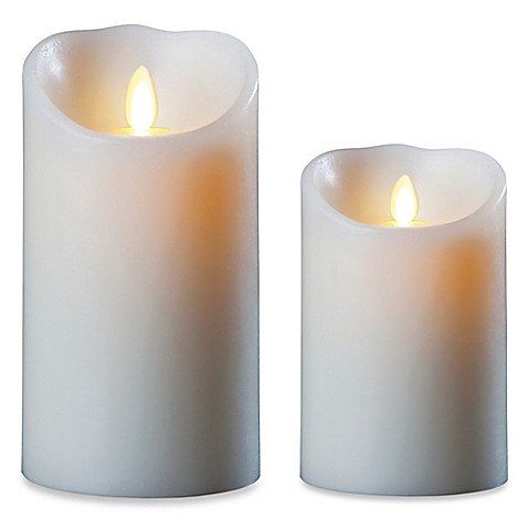Bed Bath And Beyond Window Candles