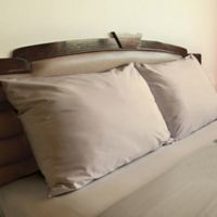 Egyptian Cotton 850 Thread Count California King Sheet Set in Taupe