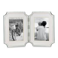 kate spade new york Sullivan Street™ 4-Inch x 6-Inch Double Photo Frame