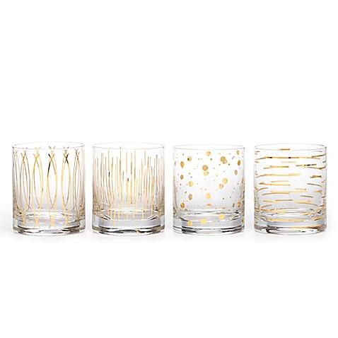 Mikasa Cheers Double Old Fashioned Glasses