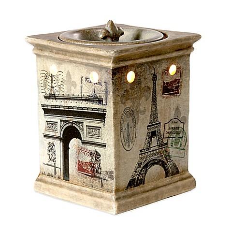 Paris Ceramic Fragrance Hearth Wax Warmer Bed Bath Amp Beyond