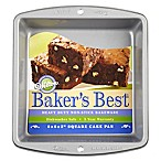 Wilton® Baker's Best 8-Inch Square Cake Pan