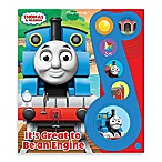 Thomas and Friends: It's Great to Be an Engine  Song Book by Editors of Publications International