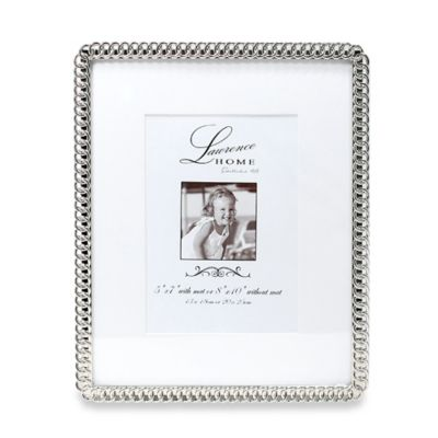 Buy 8-Inch x 10-Inch Wall Frame from Bed Bath & Beyond