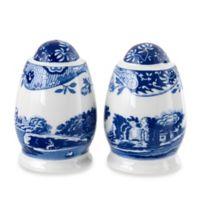 Spode® Blue Italian Salt and Pepper Shakers