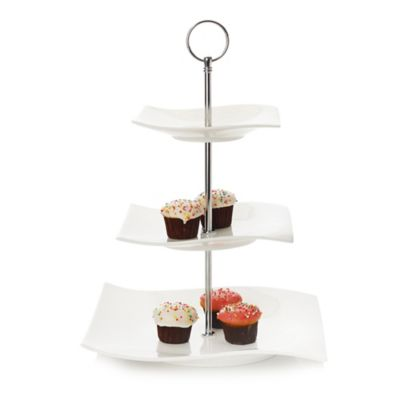 maxwell u0026 williams white basics motion 3tier sweets stand