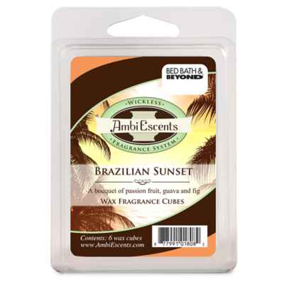 Brazilian Sunset Fragrance Cubes