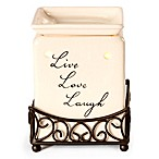Sentiments Ceramic Fragrance Hearth Wax Warmer