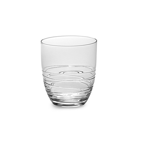 Mikasa® Swirl Double Old Fashioned in Clear