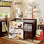 Lambs & Ivy® Treetop Buddies 4-Piece Crib Bedding Set
