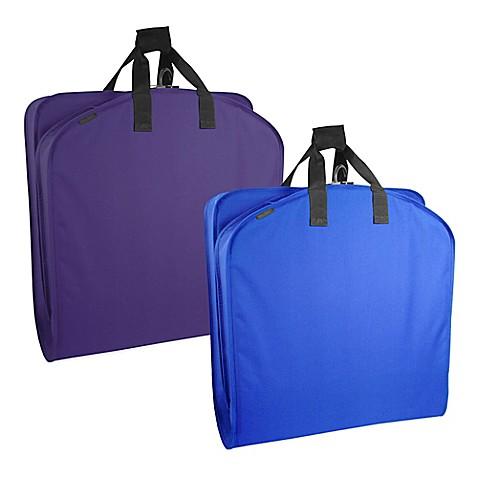 Wallybags 174 40 Inch Suit Length Garment Bag Bed Bath Amp Beyond