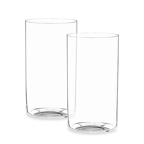 image of Riedel H2O Classic Bar Long Drink 22-7/8 oz. Beer Glasses (Set of 2)