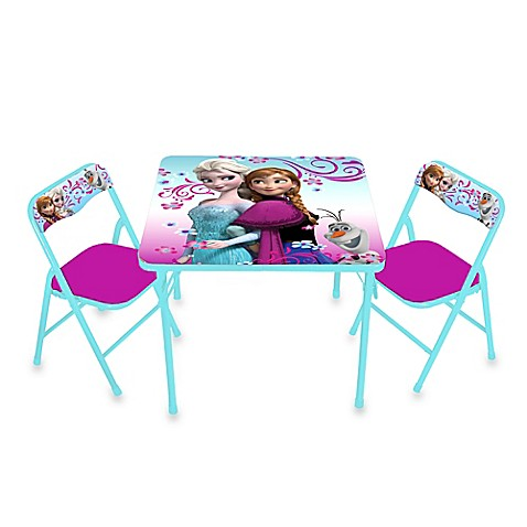 Disney® Frozen Activity Table and Chair Set  sc 1 st  buybuy BABY & Disney® Frozen Activity Table and Chair Set - buybuy BABY