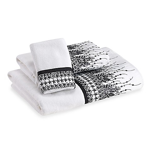 Giselle Bath Towel Collection Bed Bath Beyond
