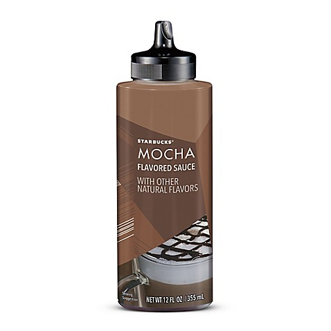 Starbucks® 12 oz. Mocha Flavored Sauce