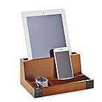Smart Phone/Tablet Wood Charging Valet