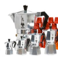 Bialetti® 50 Cup Moka