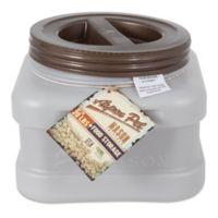 Petmate® Aspen Pet Food Storage 20 lb. Mason Jar