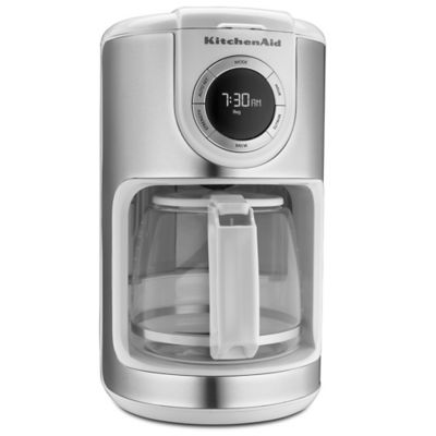 Buy KitchenAid Coffee Makers from Bed Bath & Beyond on 4 cup coffee makers, grind and brew coffee makers, nespresso coffee maker, mr coffee maker, personal coffee maker, 12 cup coffee maker, under cabinet coffee maker, 60 cup coffee maker, thermal coffee maker, capresso coffee maker, automatic coffee machines, black & decker coffee maker, viking coffee maker, cuisinart coffee maker, 14 cup coffee maker, dual coffee maker, starbucks coffee maker, vacuum coffee maker, blue coffee maker, coffee maker grinder, 1 cup coffee maker, spacemaker coffee maker, braun coffee maker, target red coffee maker, farberware coffee maker, 4 cup coffee maker, thermal carafe coffee maker, black and decker coffee maker, bunn coffee maker,