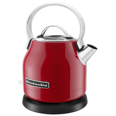 Buy Red KitchenAid Tea Kettle from Bed Bath & Beyond Kitchen Aid Tea Kettle on cartoon tea kettle, alessi tea kettle, all-clad tea kettle, cuisinart tea kettle, chantal tea kettle, imperial tea kettle, mikasa tea kettle, soft whistle tea kettle, jcpenney tea kettle, pfaltzgraff tea kettle, kenwood tea kettle, ge tea kettle, lodge tea kettle, apple tea kettle, gibson tea kettle, wolf tea kettle, pioneer tea kettle, paula deen tea kettle, dansk tea kettle, stove top tea kettle,