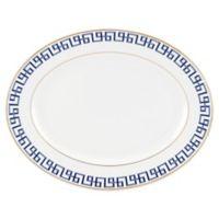 Brian Gluckstein by Lenox® Darius 13-Inch Oval Platter in Gold