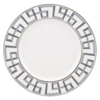 Brian Gluckstein by Lenox® Darius Salad Plate in Silver