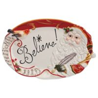 Fitz and Floyd® Regal Holiday Sentiment Tray